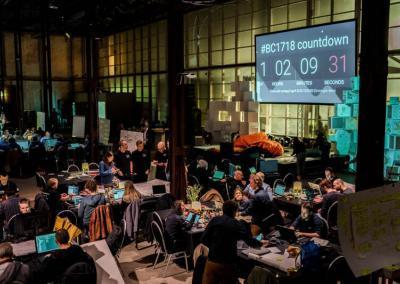 Blockchaingers Hackathon 2018