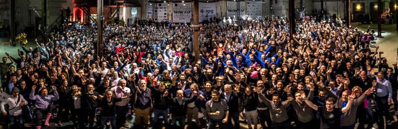 Blockchaingers Hackathon 2018 Participants