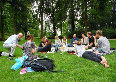 Werken met Social Labs Groningen in het Noorderplantsoen