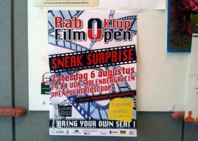 Raboklup OpenAir Bioscoop Delfzijl