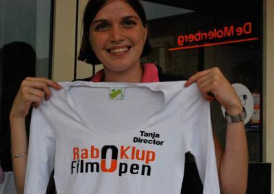 Tanja Blaauw Raboklup Delfzijl OpenAir Bioscoop