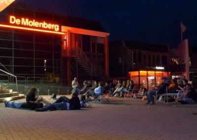 Raboklup Delfzijl OpenAir Bioscoop Molenberg