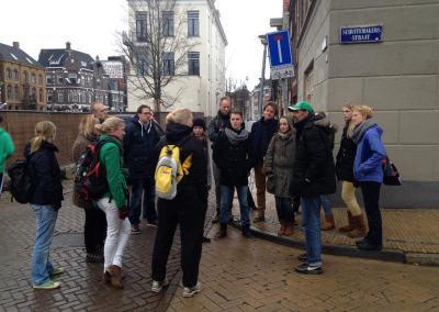 Daklozenwandeling Groningen