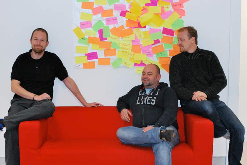 De Ondernemers Ronald Mulder Lykle de Vries Ritzo ten Cate