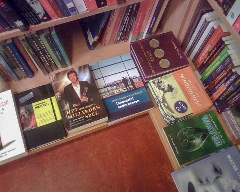 Boek Innovatief Ondernemen in de winkel