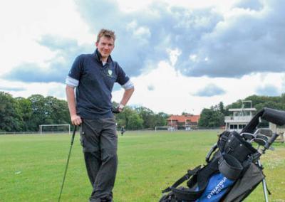 Ralph Steenbergen golf Groningen stadspark