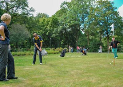 Putt Green Golf Groningen Stadspark