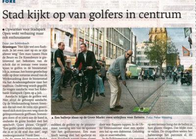 Urban City Golf Groningen Grote Markt
