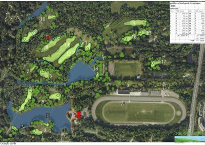 Baan Golf Stadspark Groningen