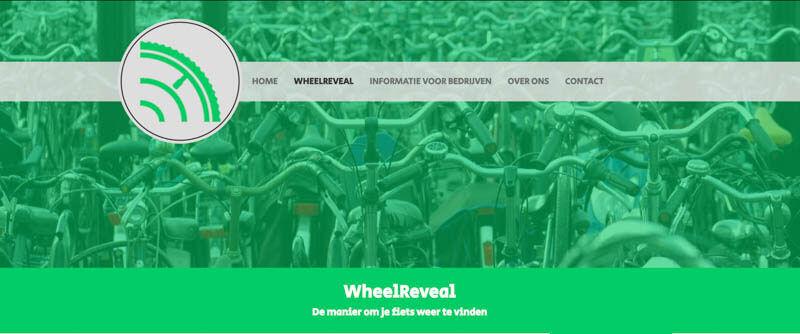 Wheel Reveal Screenshot