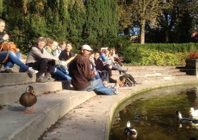 Daklozenwandeling Groningen Stadsgids