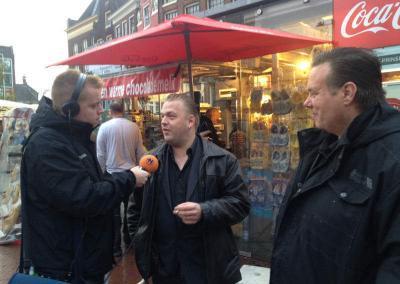 Slaapplekwandeling Daklozen Groningen
