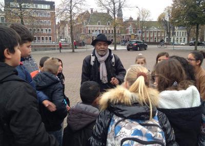 Stadswandeling Basisschool Groningen Dakloos