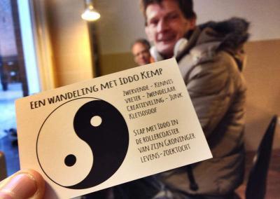 Dakloos Stadsgids Groningen Wandeling